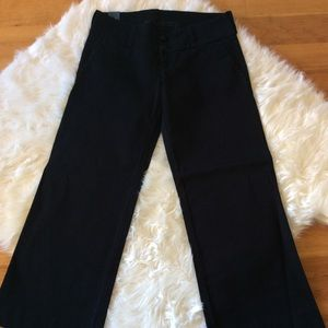 Pants - NWT boot cut/flare khaki pants